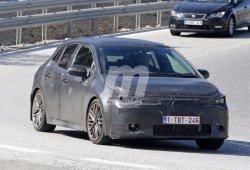Cazado un prototipo del Toyota Auris 2018: continúa su desarrollo