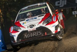 Toyota Gazoo Racing, al ataque en el Rally de Gales
