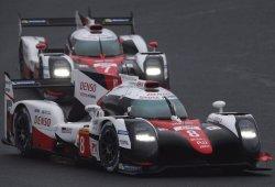 Toyota insinúa con gestos su permanencia en el WEC