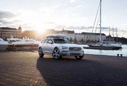 Volvo V90 Cross Country Volvo Ocean Race: inspiración náutica