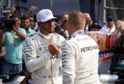 """Bottas, sorprendido con la dedicación de Hamilton: """"No sabía que trabajaba tanto"""""""