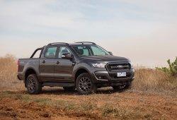 Australia - Septiembre 2017: Primera victoria para el Ford Ranger