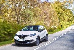 Francia - Septiembre 2017: Renault Captur, en el podio