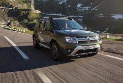Rusia - Septiembre 2017: Tres Renault en el Top 10