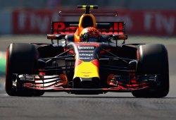 Verstappen toma las riendas de los terceros libres