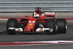 """Vettel: """"Debemos aceptar que no tenemos el ritmo de Mercedes"""""""