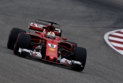 """Vettel: """"Todavía no me siento bien con el coche"""""""