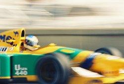 [Vídeo] GP F1 México 1992: el primer podio de Michael Schumacher