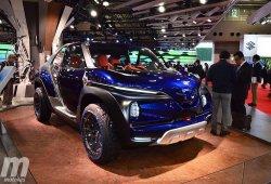 Yamaha Cross Hub Concept: atractiva propuesta de pick-up futurista