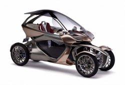 Yamaha lleva al Salón de Tokio el concepto MCW-4 de movilidad eléctrica