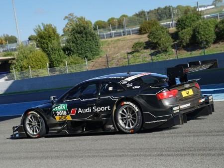 Álex Palou repite test con el Audi RS 5 DTM en Lausitzring