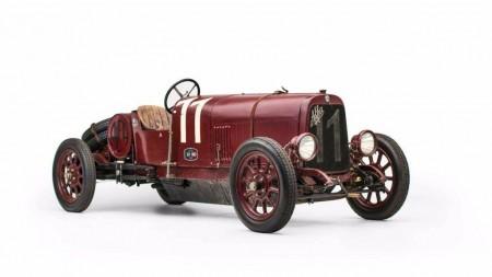 El primer Alfa Romeo de la historia a subasta