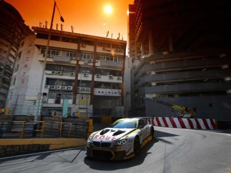 Alineación de lujo de BMW en la FIA GT World Cup