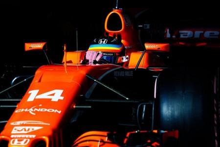 """Alonso: """"Esta vez salimos octavos, ojalá lleguen los puntos"""""""