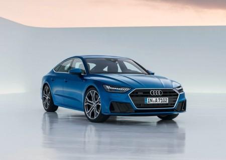 Audi A7 Sportback 2018: elegancia, distinción y mucha tecnología