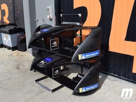 Chasis, baterías y halo, claves de los futuros Fórmula E