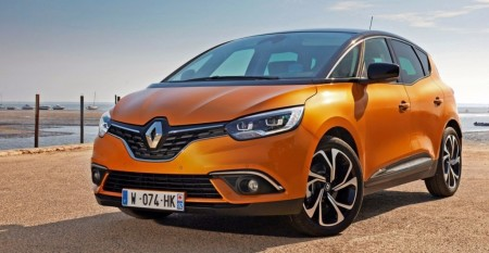 El Renault Scénic estrenará el nuevo motor 1.3 TCe en primavera