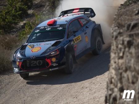 Dani Sordo no puntuará para Hyundai en el Rally de Gales