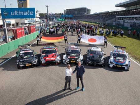 El DTM se acerca al Súper GT y fija la 'Class One' para 2019