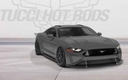 Ford desvela los Mustang 2018 más radicales del SEMA Show 2017