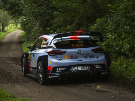 Hyundai confirma el cuarto i20 WRC Coupé para Gales