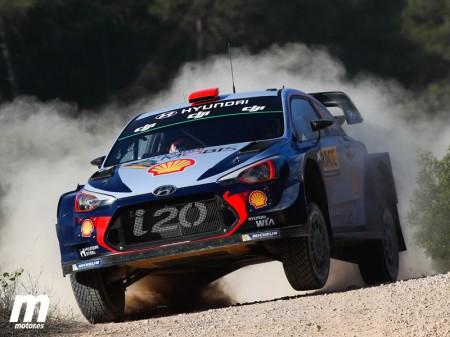 Hyundai prescinde de Sordo de cara al Rally de Australia