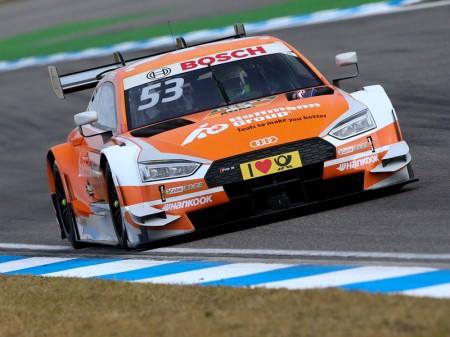 Green gana en Hockenheim y sueña con el título del DTM