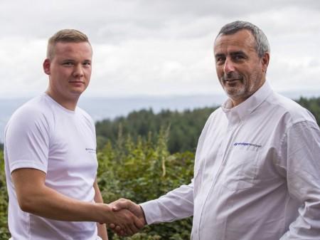 Jari Huttunen, un piloto de futuro para Hyundai