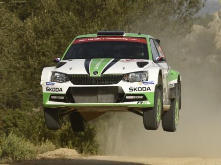 Juuso Nordgren debuta con Skoda en el Rally RACC