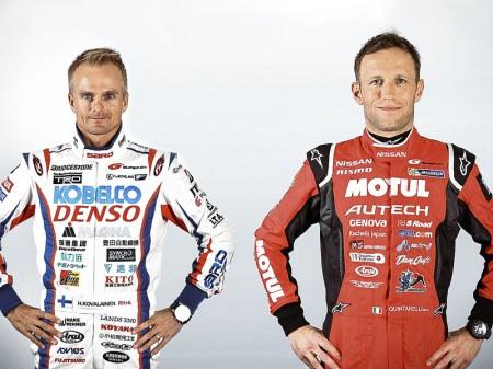 Kovalainen y Quintarelli, alma del Súper GT en el DTM