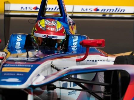 Las puertas de la Fórmula E se cierran para Robin Frijns