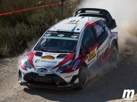 Lista de inscritos del Rally de Gales del WRC