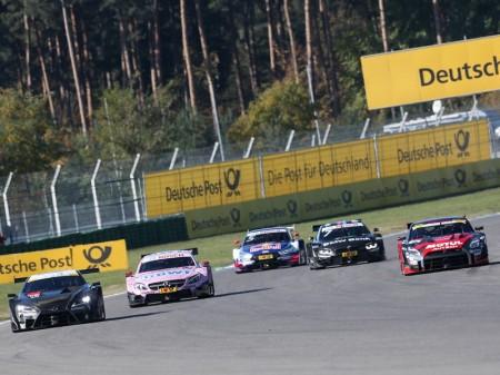 Duval, Farfus y Engel llevan el DTM hasta el mismo Japón