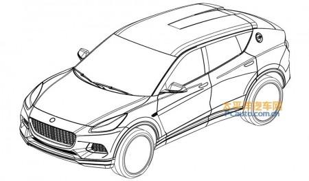 e777ccf05f20 El nuevo SUV de Lotus al descubierto gracias a unas patentes