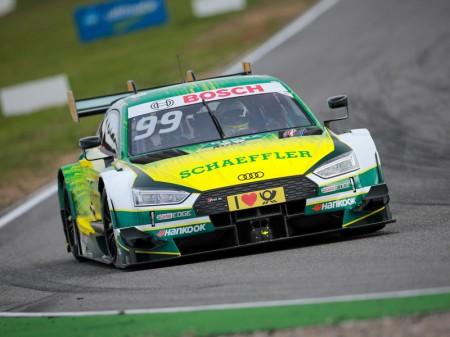 Rockenfeller lidera el último FP1 del año en el DTM