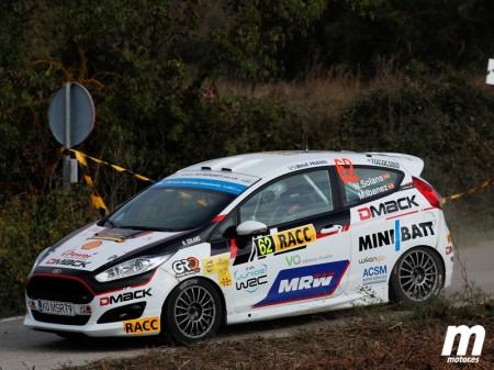 Nil Solans cierra en el Rally RACC una temporada mágica
