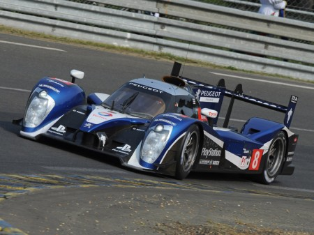 Peugeot Sport no contempla un regreso inmediato al WEC