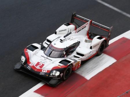 Porsche volverá a montar el kit de alta carga en Fuji