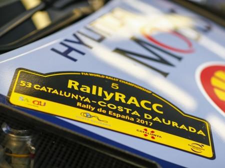 Previo y horarios Rally RACC de Catalunya del WRC 2017