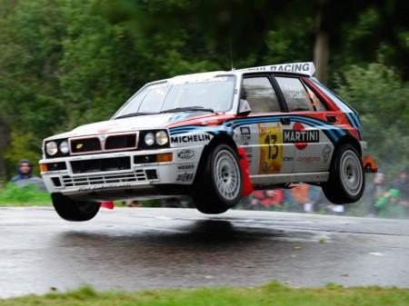 El Rally Legend de San Marino se llena de estrellas del WRC