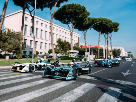 Teledeporte emitirá la Fórmula E 2017-18 en España