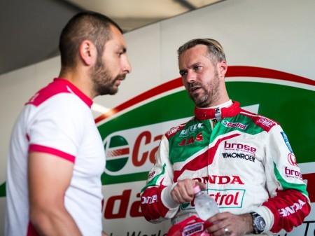 Tiago Monteiro causa baja en la cita del WTCC en Motegi