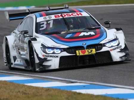 Última pole para Blomqvist, Rast acaricia el título del DTM