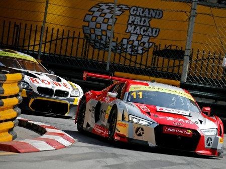 Veinte coches y siete marcas disputan la FIA GT World Cup