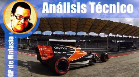[Vídeo] Análisis técnico del GP de Malasia