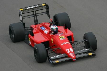 [Vídeo] GP F1 Japón 1987: Berger estrena su palmarés con Ferrari