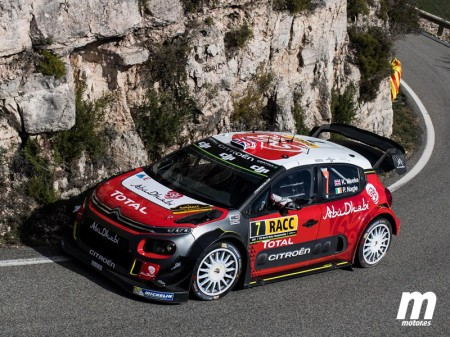 Kris Meeke lidera el Rally RACC en el drama de Hyundai
