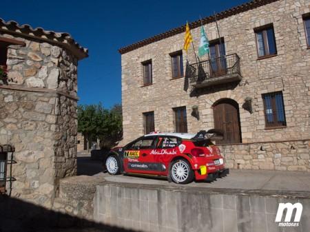 Meeke gana el Rally RACC y Ogier roza el título del WRC