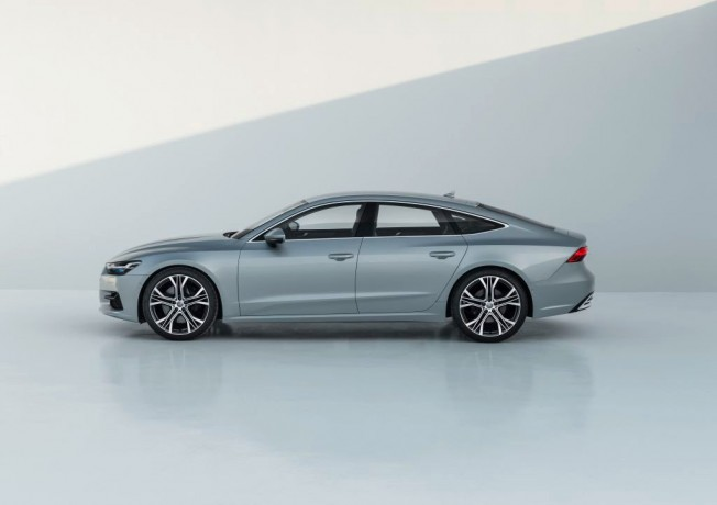 Audi A7 Sportback 2018 - lateral