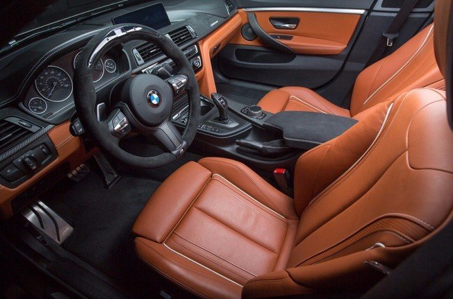 BMW 440i Gran Coupé M Performance - interior